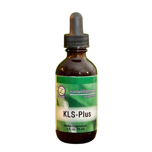 """Standard Enzyme --- """"KLS Plus"""" - Kidney, Liver and Spleen Support Herbal Tincture"""