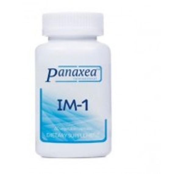 """Panaxea   ---  """"IM-1"""" ---  Immune Boosting Unique Natural Medicinal Mushroom Formula - 60 Caps"""