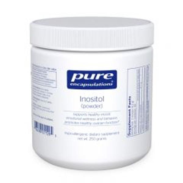 "Pure   ---  ""Inositol Powder"" --- for PCOS, PMDD, OCD, Panic Or Depression - 250 gram/tub"