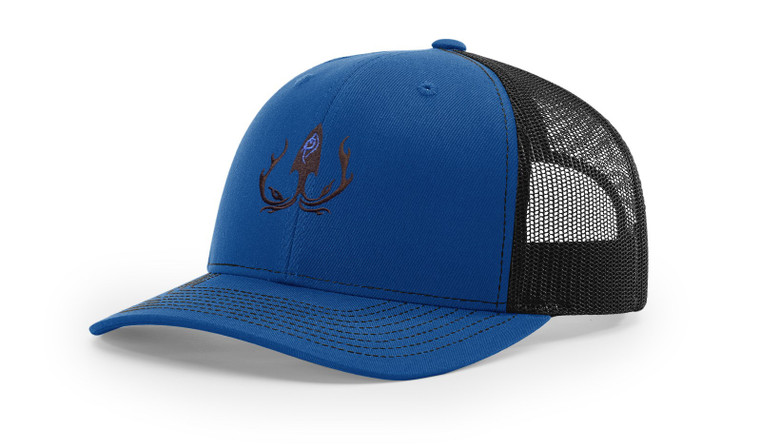 Wicked Hat Royal Blue-Black