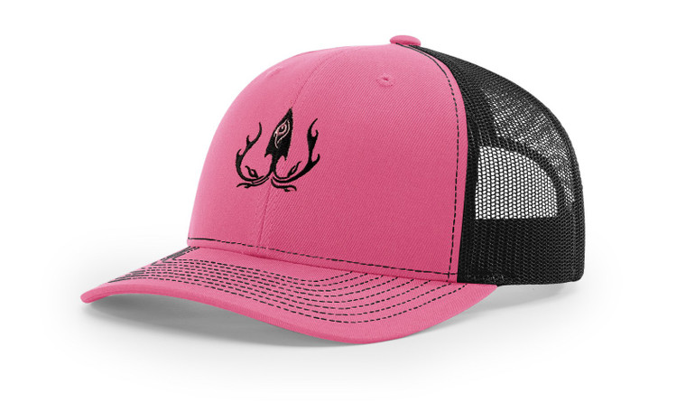 Wicked Hat Pink-Black