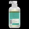 etichetta posteriore sapone liquido per le mani al basilico mrs meyers