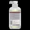 etichetta posteriore sapone liquido per le mani alla lavanda mrs meyers