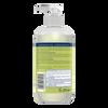 etichetta posteriore sapone liquido per le mani al limone & verbena mrs meyers