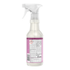 etichetta posteriore spray detergente multi-superficie alla peonia mrs meyers