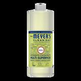 detergente concentrato multi-superficie al limone & verbena Mrs Meyer's