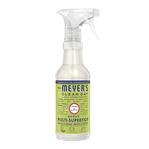 spray detergente multi-superficie al limone & verbena Mrs Meyer's