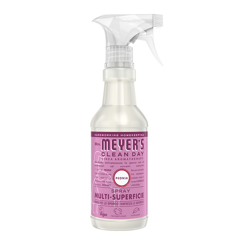 spray detergente multi-superficie alla peonia Mrs Meyer's