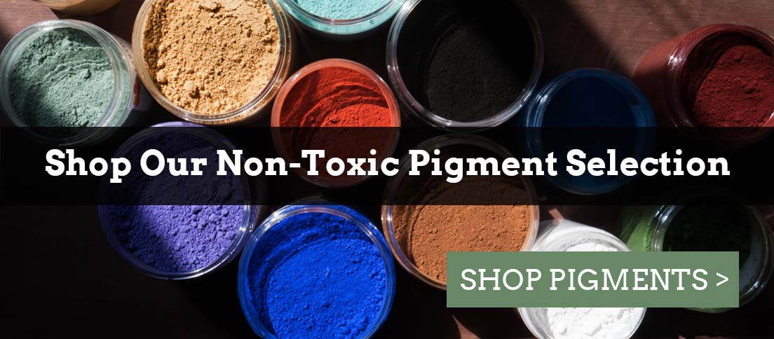 Non-Toxic Pigments, Mica Products, and More | Earth Pigments