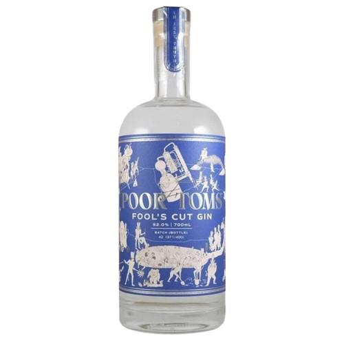 Poor Toms Fool's Cut Gin 700ml
