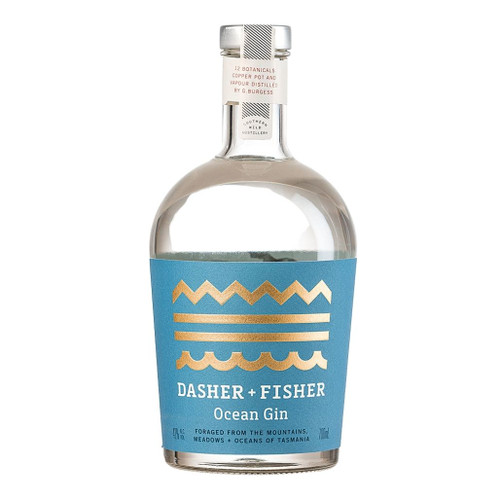 Dasher & Fisher Ocean Gin 700ml