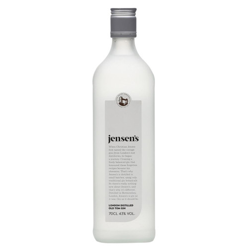 Jensen's Old Tom Gin 700ml