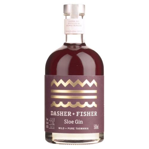Dasher & Fisher Sloe Gin 500ml