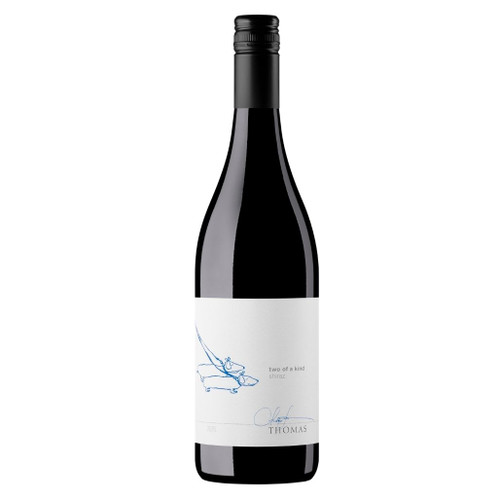 Andrew Thomas Two of a Kind Shiraz 2018