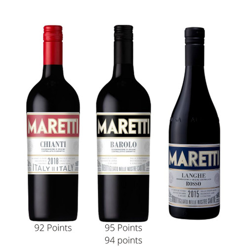 Intro to Italian Reds 6 pack