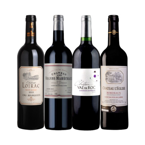 Bargain Bordeaux Mixed Dozen