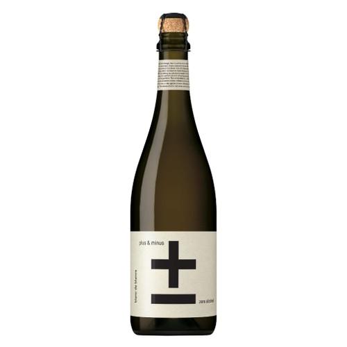 Plus & Minus Blanc de Blancs NV - Zero Alcohol