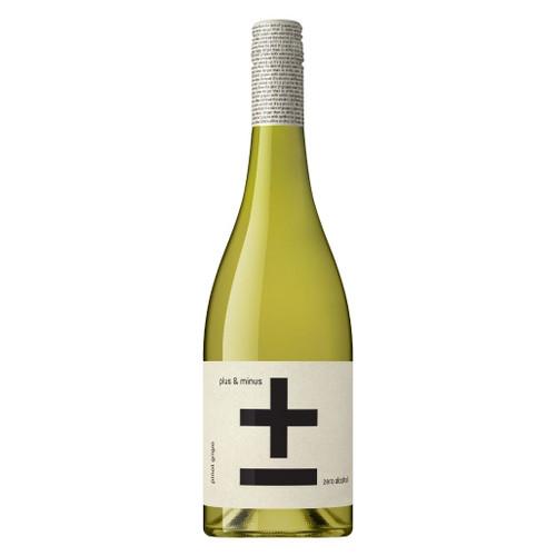 Plus & Minus Pinot Grigio 2020 - Zero Alcohol