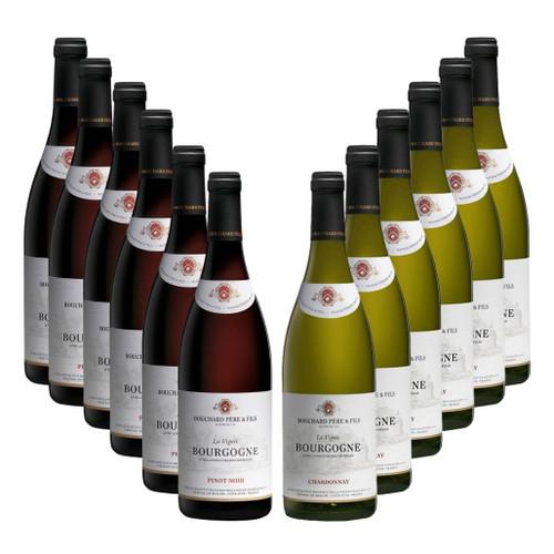 Beautiful Bouchard Bourgogne Dozen