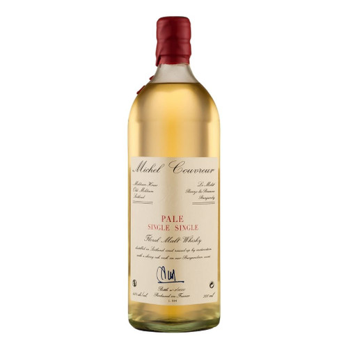 Michel Couvreur Pale Single Malt (12 Yrs + Single Cask) 700ml