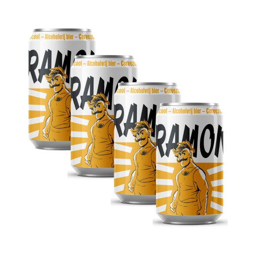 Ramon Alcohol Free Beer 24 Pack