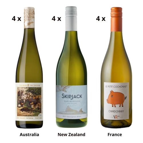 Trinations Every Day White Wines Dozen