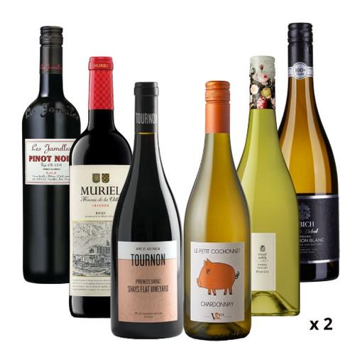 In Vino Veritas Mixed Dozen