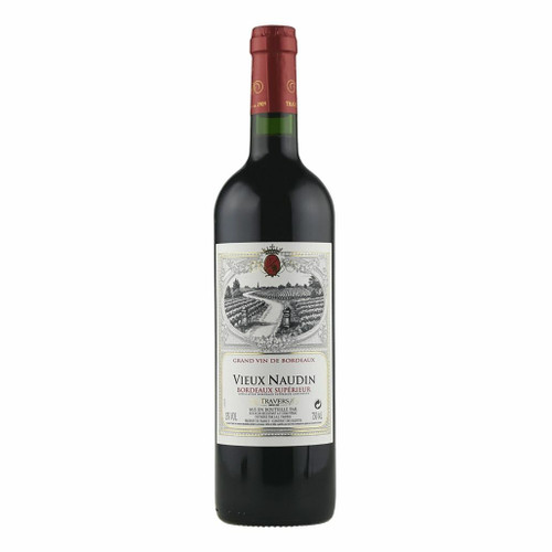 Vieux Naudin Bordeaux Superieur 2018