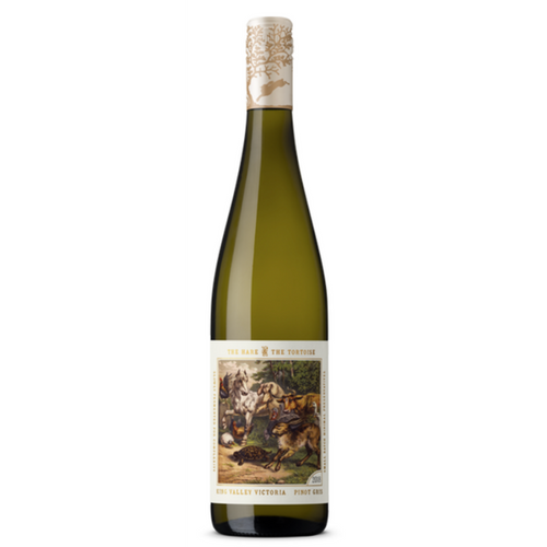 Hare & Tortoise Pinot Gris 2020