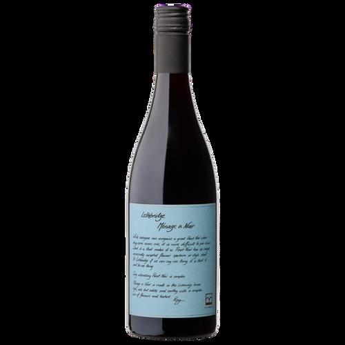 Lethbridge Menage a Noir Pinot Noir 2019