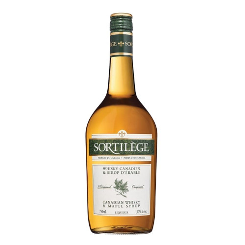 Sortilege Canadian Whisky and Maple Syrup 30% 750ml