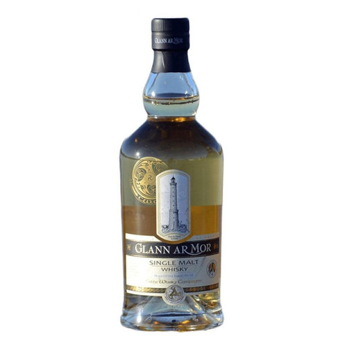 Celtic Whisky Compagnie Glann Ar Mor single Malt (Maris Otter Barley) 46% 700ml