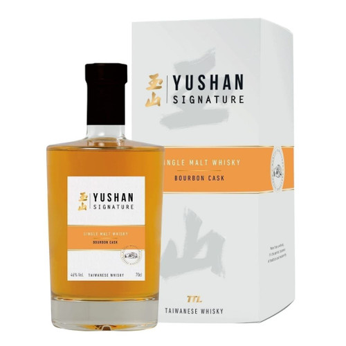 Yushan Signature Bourbon Cask Whisky 46% 700ml