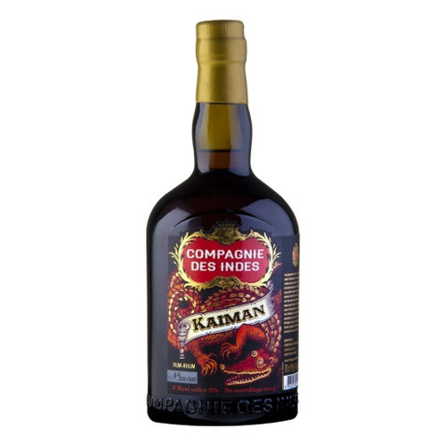 Compagnie Indes Rum Kiaman 1973 & 1993 46% 700ml