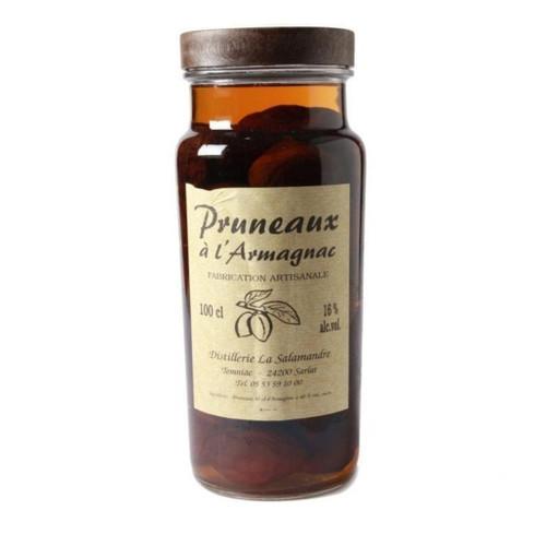 Salamandre Pruneaux a l'Armagnac (Prunes in Armagnac) 18% 1000ml