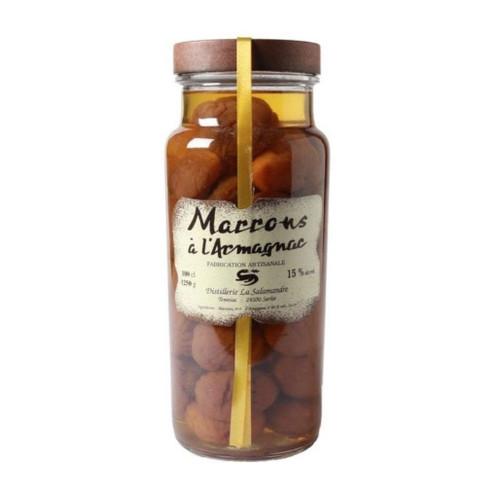 Salamandre Marrons a l'Armagnac (Chestnuts in Armagnac) 18% 1000ml