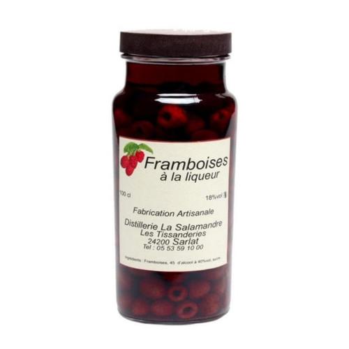 Salamandre Cerises a la Liqueur (Cherries in liqueur) 18% 1000ml