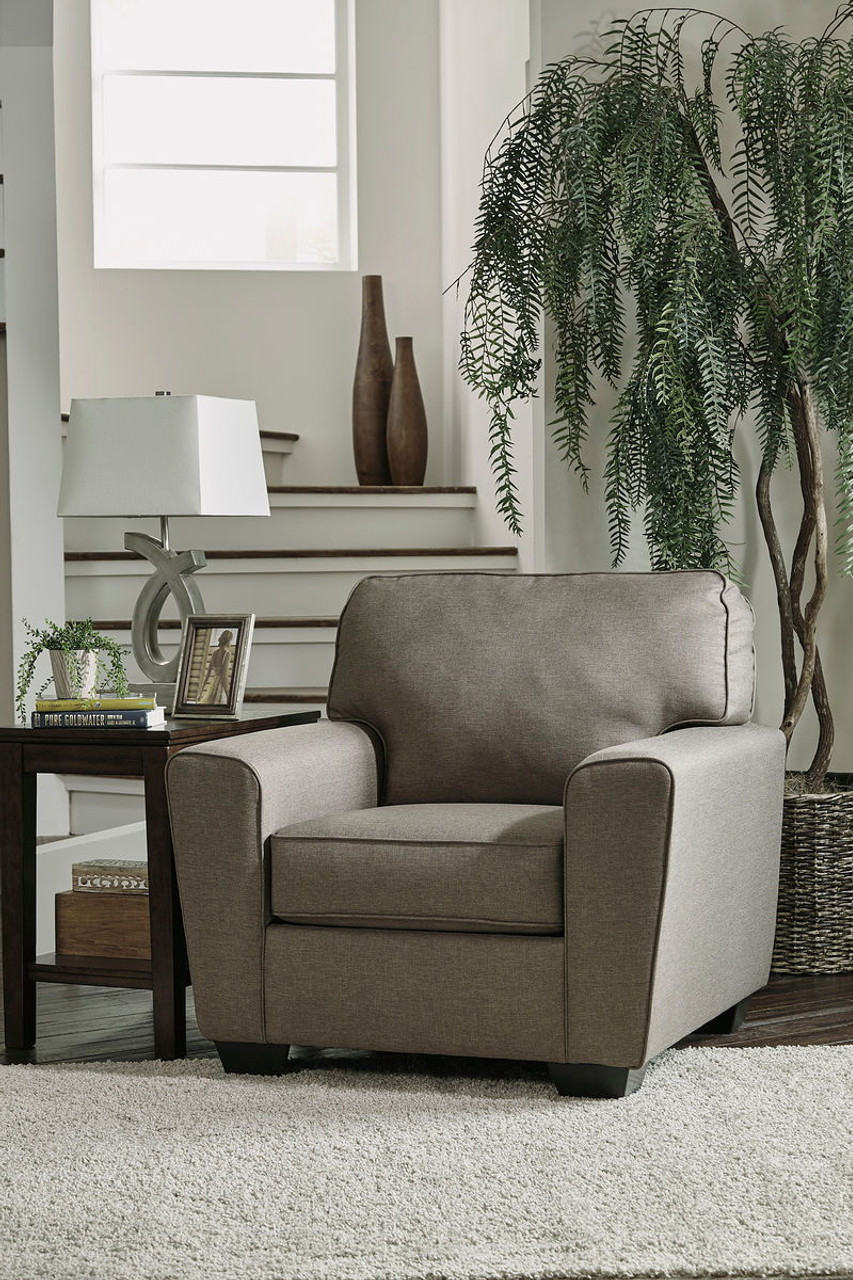 Ashley Calicho Cashmere Chair