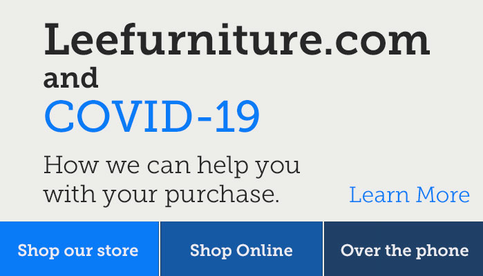 leefurniture.com and covid-19