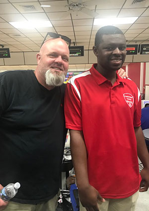 Special Olympics Bowling 2019
