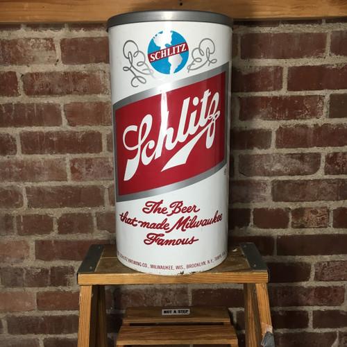 Vintage Schlitz Cooler