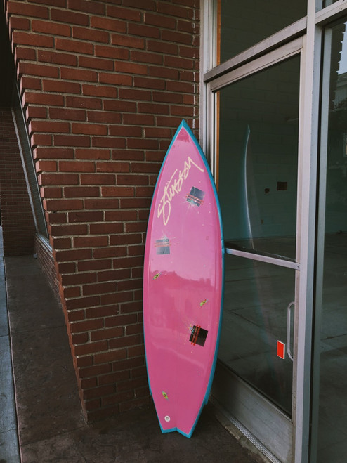 Stussy Surfboard 1980's
