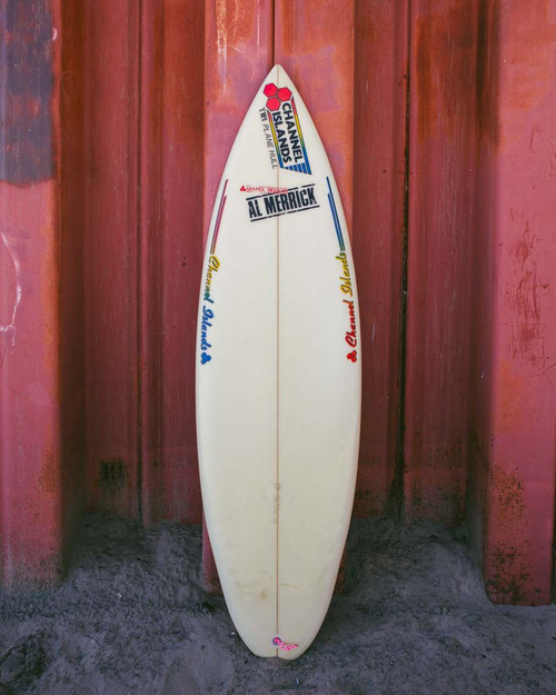 1980's Channel Islands - Rounded Pin Tail