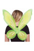 Green fairy wings, women's DIY fairy costume