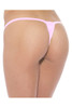 Cover Strap Thong Bottom - BABY PINK