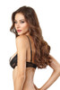 Shop this women's underwire satin and lace bra with underwire shelf cups