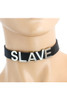 Shop for chokers with words featuring this SLAVE slave collar bdsm collar