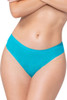 Shop this blue shadow stripe thong panty