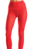 Shop these red pantyhose with stretch waistband