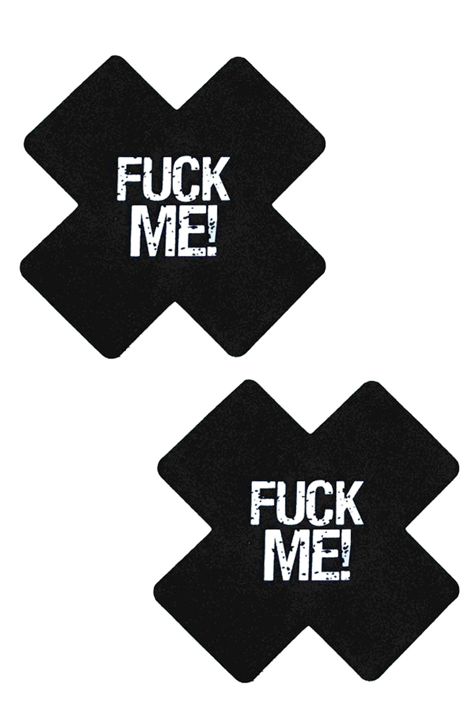 Double Xx Fuck Me Nipple Pasties